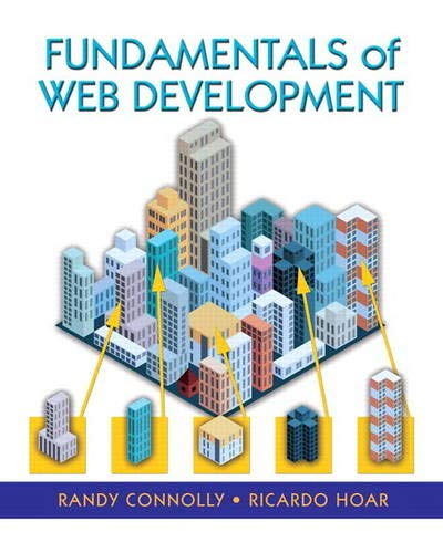 9780133407150: Fundamentals of Web Development