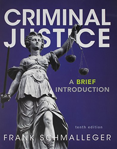 9780133407242: Criminal Justice: A Brief Introduction with NEW MyCJLab -- access card package (10th Edition)