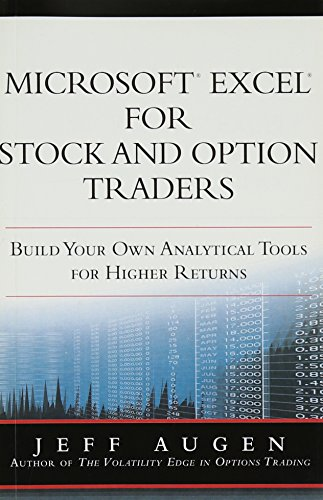 Microsoft Excel for Stock and Option Traders: Build Your Own Analytical Tools for Higher Returns (...