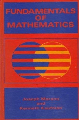 9780133410815: Fundamentals of Mathematics