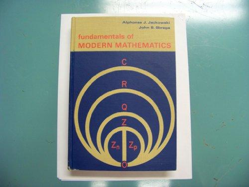 9780133411720: Fundamentals of modern mathematics
