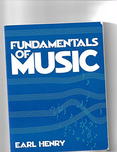 9780133411737: Fundamentals of Music