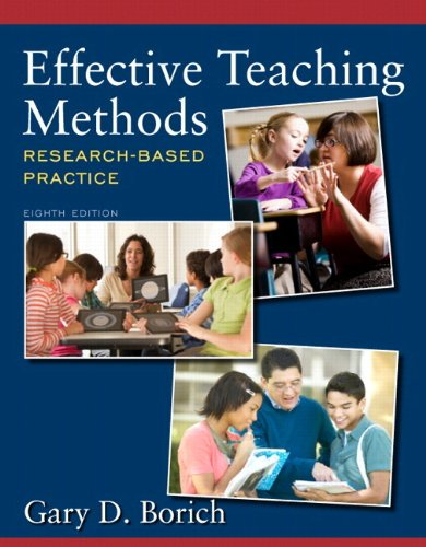 9780133412598: Effective Teaching Methods: Research-Based Practice, Loose Leaf Version Plus NEW MyEducationLab with Video-Enhanced Pearson eText -- Access Card Package (8th Edition)