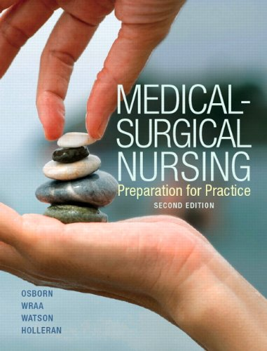 Medical-Surgical Nursing Plus NEW MyNursingLab with Pearson: Kathleen S. Osborn,
