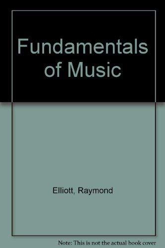 9780133413632: Fundamentals of Music