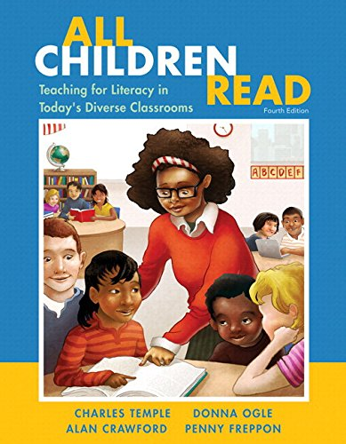 9780133413694: All Children Read, Loose-Leaf Version Plus NEW MyEducationLab with Video-Enhanced Pearson eText -- Access Card Package (4th Edition)