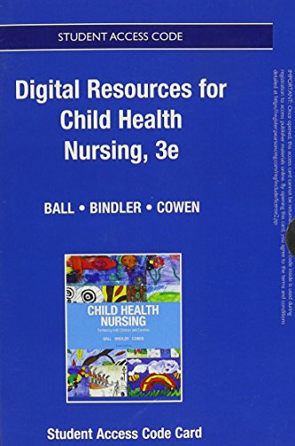 9780133414660: Textbook Resources for Child Health Nursing -- Access Card