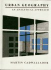 9780133416374: Urban Geography: An Analytical Approach