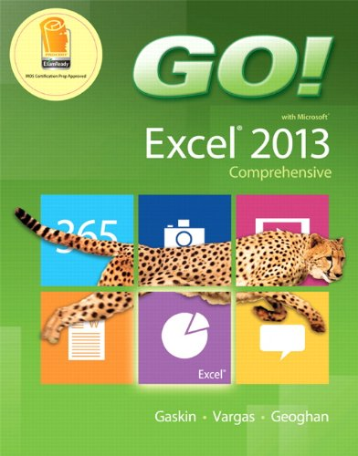 9780133417333: GO! with Microsoft Excel 2013 Comprehensive