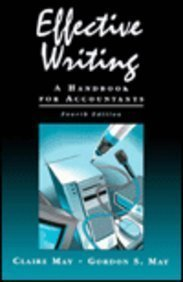 9780133417364: Effective Writing: A Handbook for Accountants