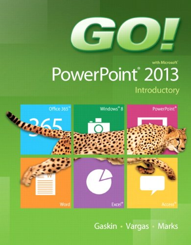 9780133417548: GO! with Microsoft PowerPoint 2013 Introductory