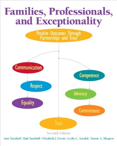9780133418248: Families, Professionals, and Exceptionality 7e