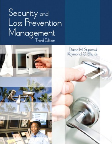 9780133419085: Security and Loss Prevention Management with Answer Sheet (AHLEI) (3rd Edition) (AHLEI - Introduction to Hotel Security)