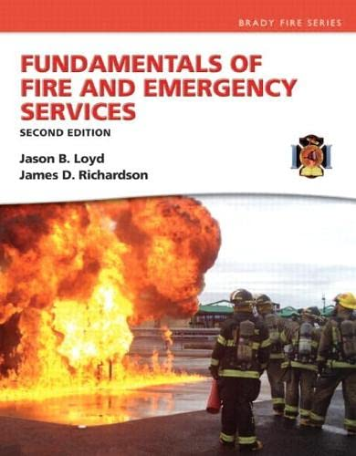 9780133419238: Fundamentals of Fire and Emergency Services (2nd Edition) (Brady Fire)