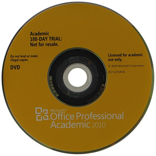 9780133419245: Microsoft Office 2010 180-day Trial, Fall 2013