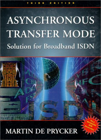 9780133421712: Asynchronous Transfer Mode: Solution for Broadband ISDN