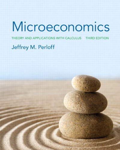 9780133423853: Microeconomics with MyEconLab Package: Theory and Applications with Calculus (The Pearson Series in Economics)