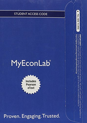 9780133426182: NEW  MyEconLab with Pearson eText -- Access Card -- for International Trade: Theory and Policy