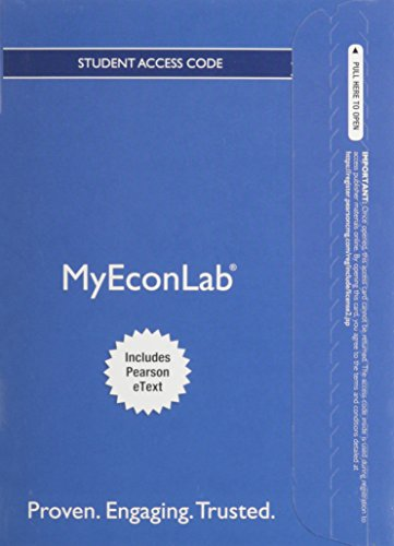 9780133426250: NEW  MyEconLab with Pearson eText -- Access Card -- for International Finance: Theory and Policy