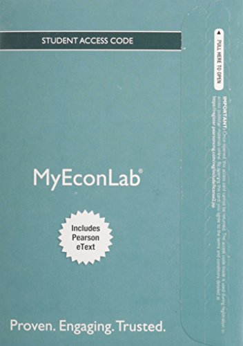 9780133426311: NEW MyLab Economics with Pearson eText -- Standalone Access Card -- for International Economics: Theory and Policy