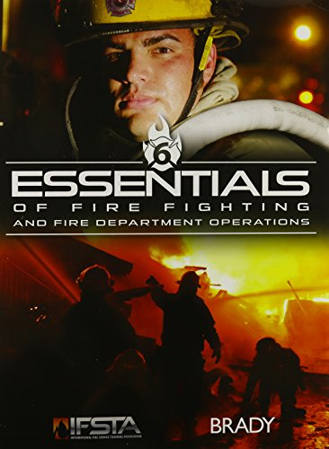 9780133427417: Essentials of Fire Fighting and Fire Department Operations + New Mybradylab--Access Card Package