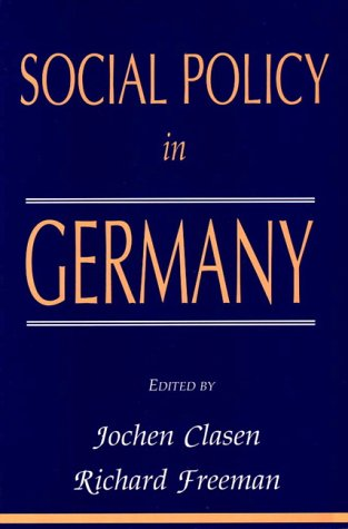 9780133427677: Social Policy in Germany