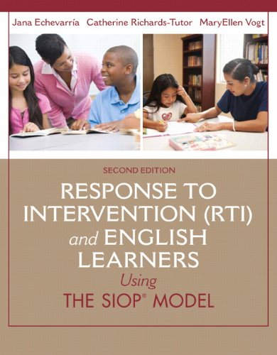 9780133431070: Response to Intervention (RTI) and English Learners: Using the SIOP Model (2nd Edition) (SIOP Series)