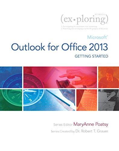 9780133431445: Exploring Getting Started with App Inventor (Exploring for Office 2013)