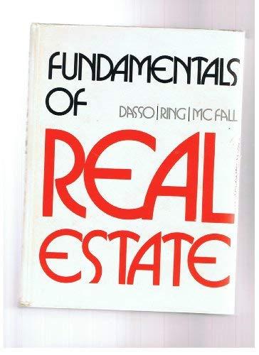 9780133434262: Fundamentals of Real Estate