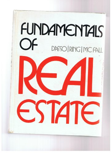 9780133434262: Fundamentals of Real Estate