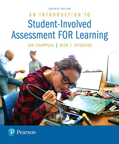 9780133436518: An Introduction to Student-Involved Assessment for Learning