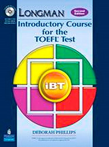 9780133436945: Longman Introductory Course for the TOEFL® Test: iBT Student Book (with Answer Key) with CD-ROM & iTest (2nd Edition)