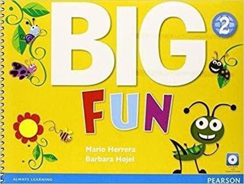 Big Fun 2 Student Book with CD-ROM: Mario Herrera, Barbara