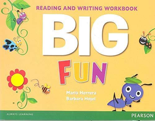 9780133437560: Big Fun Reading and Writing Workbook