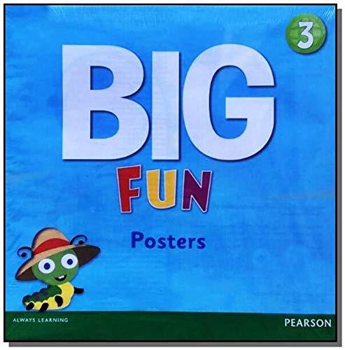9780133437638: Big Fun 3 Posters