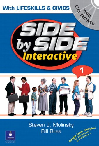 9780133437928: Value Pack: Side by Side Interactive 1 (with Lifeskills and Civics), Side by Side 1 Student Book, and Interactive Workbooks 1A and 1B