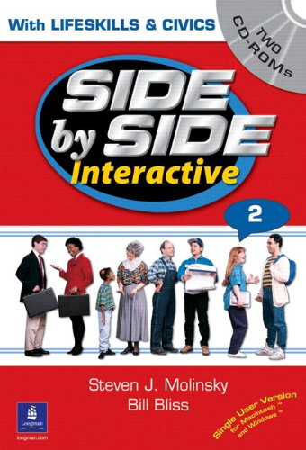 9780133437935: Value Pack: Side by Side Interactive 2 (with Lifeskills and Civics), Side by Side 2 Student Book, and Interactive Workbooks 2A and 2B