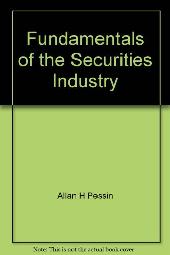 9780133438710: Fundamentals of the securities industry