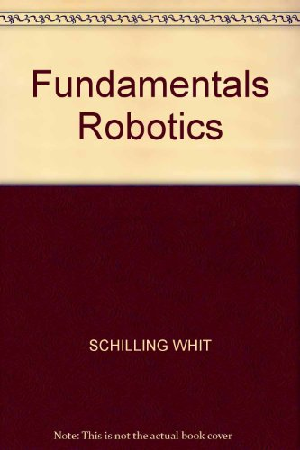 9780133444414: Robotic Manipulation: Programming and Simulation Studies