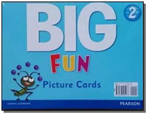 9780133445176: Big Fun 2 Picture Cards