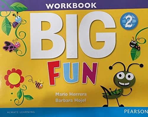 9780133445220: Big Fun 2 Workbook with Audio CD