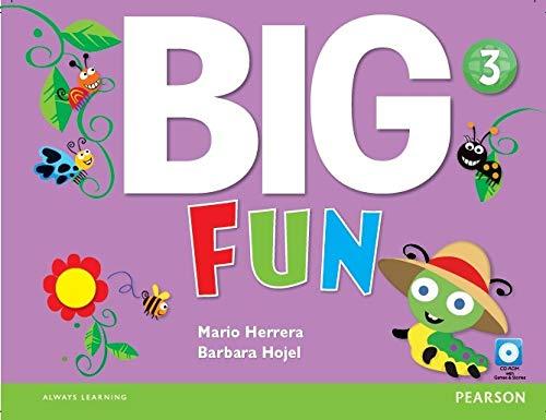9780133445244: Big Fun 3 - Tb