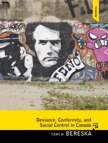 9780133446340: Deviance, Conformity, and Social Control in Canada Plus MySearchLab with Pearson eText -- Access Card Package (4th Edition)