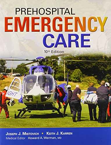 9780133447934: Prehospital Emergency Care and Workbook Package (10th Edition)