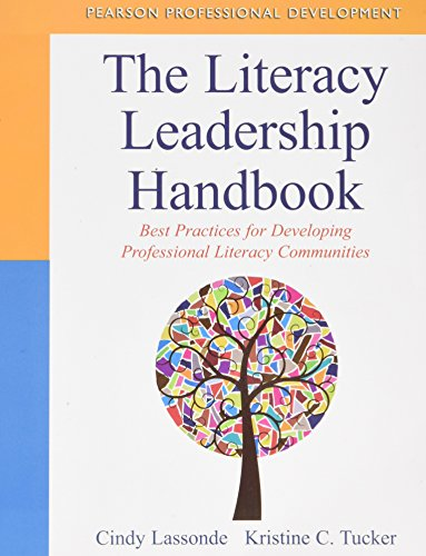 9780133449211: The Literacy Leadership Handbook: Best Practices for Developing Professional Literacy Communities Plus Children's and Young Adult Literature Database -- Access Card