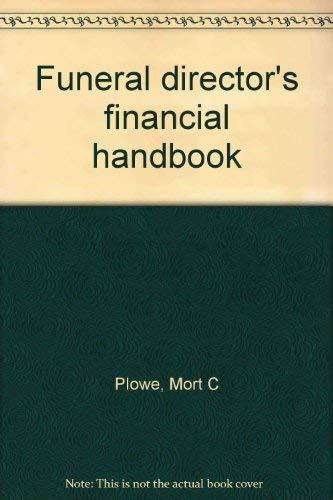9780133450668: Funeral director's financial handbook