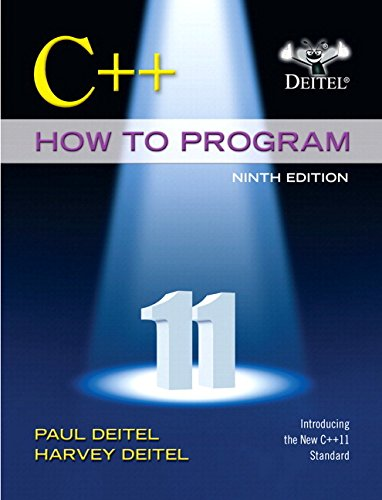 9780133450736: C++ How to Program plus MyProgrammingLab with Pearson eText -- Access Card Package (9th Edition)
