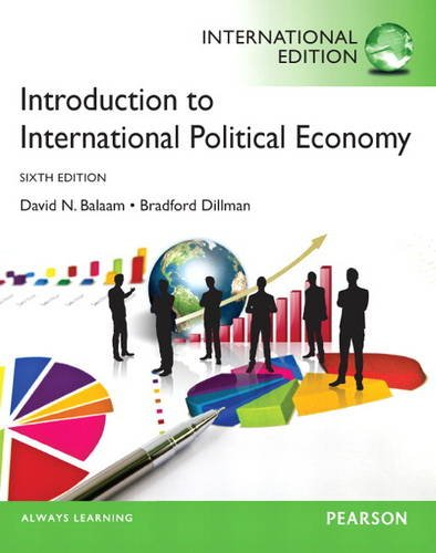 9780133451184: Introduction to International Political Economy PIE NO US SALE