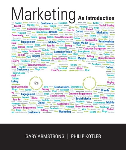 Marketing: An Introduction: Armstrong, Gary, Kotler,