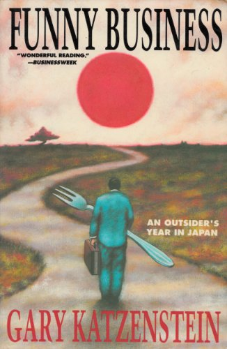 9780133452327: Funny Business: An Outsider's Year in Japan